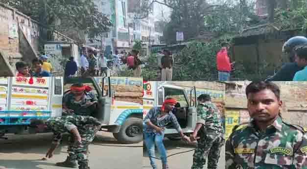Now what will this corrupt and shameful act of Bihar Police Station say 1 – Nalanda Darpan / नालंदा दर्पण : गाँव-जेवार की बात। – गाँव-जेवार की बात।