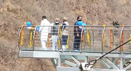 CM inaugurates newly constructed nature safari and eight sheeter ropeway in Rajgir 1 – Nalanda Darpan / नालंदा दर्पण : गाँव-जेवार की बात। – गाँव-जेवार की बात।
