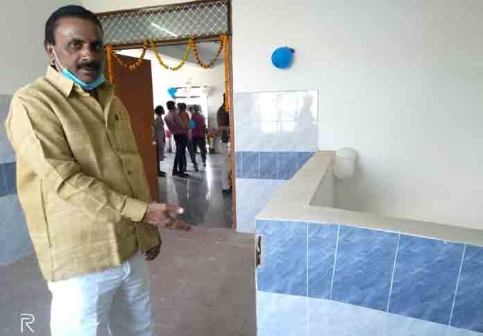 Impact of the news Trainee IAS inaugurated Community Health Center but 3 – Nalanda Darpan / नालंदा दर्पण : गाँव-जेवार की बात। – गाँव-जेवार की बात।