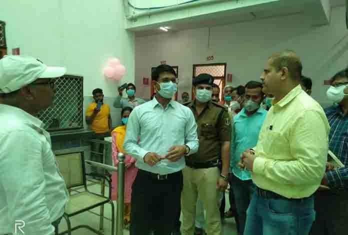 Impact of the news Trainee IAS inaugurated Community Health Center but 4 – Nalanda Darpan / नालंदा दर्पण : गाँव-जेवार की बात। – गाँव-जेवार की बात।