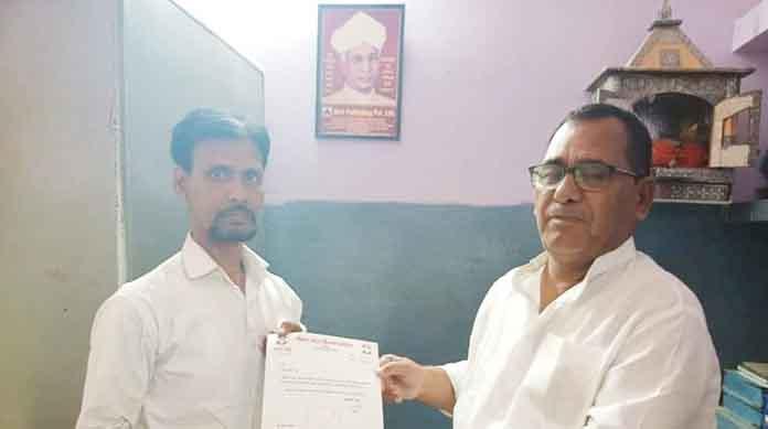 Sanjay-Sinha-nominated-as-President-of-District-Kisan-Congress