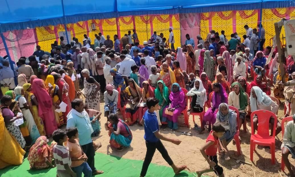 There is no religion better than serving the poor Dr. Kisalkant 2 – Nalanda Darpan / नालंदा दर्पण : गाँव-जेवार की बात। – गाँव-जेवार की बात।