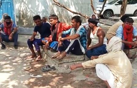 Unbridled criminals shot dead over drain panic 1 – Nalanda Darpan / नालंदा दर्पण : गाँव-जेवार की बात। – गाँव-जेवार की बात।