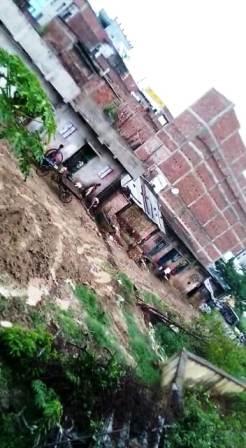 Look sir now this is the street of Chandi Nagar Panchayat – Nalanda Darpan / नालंदा दर्पण : गाँव-जेवार की बात। – गाँव-जेवार की बात।