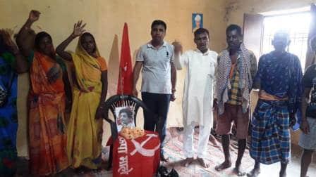 Martyrdom Day of CPI ML Founder General Secretary Charu Majumdar celebrated in Chandi – Nalanda Darpan / नालंदा दर्पण : गाँव-जेवार की बात। – गाँव-जेवार की बात।