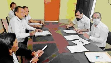 Panel Lawyers Legal Servants Training Camp for Legal Awareness Camp – Nalanda Darpan / नालंदा दर्पण : गाँव-जेवार की बात। – गाँव-जेवार की बात।
