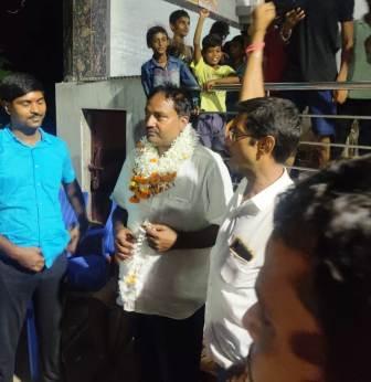 Cleaners took out a masala procession raised anti government slogans started the strike 2 – Nalanda Darpan / नालंदा दर्पण : गाँव-जेवार की बात। – गाँव-जेवार की बात।