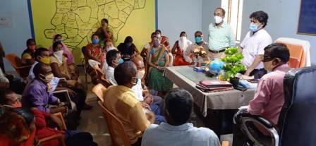 Comprehensive administrative preparation is being done to conduct fear free elections in Nagarnausa block area 2 – Nalanda Darpan / नालंदा दर्पण : गाँव-जेवार की बात। – गाँव-जेवार की बात।