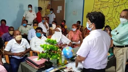 Comprehensive administrative preparation is being done to conduct fear free elections in Nagarnausa block area. 1 – Nalanda Darpan / नालंदा दर्पण : गाँव-जेवार की बात। – गाँव-जेवार की बात।